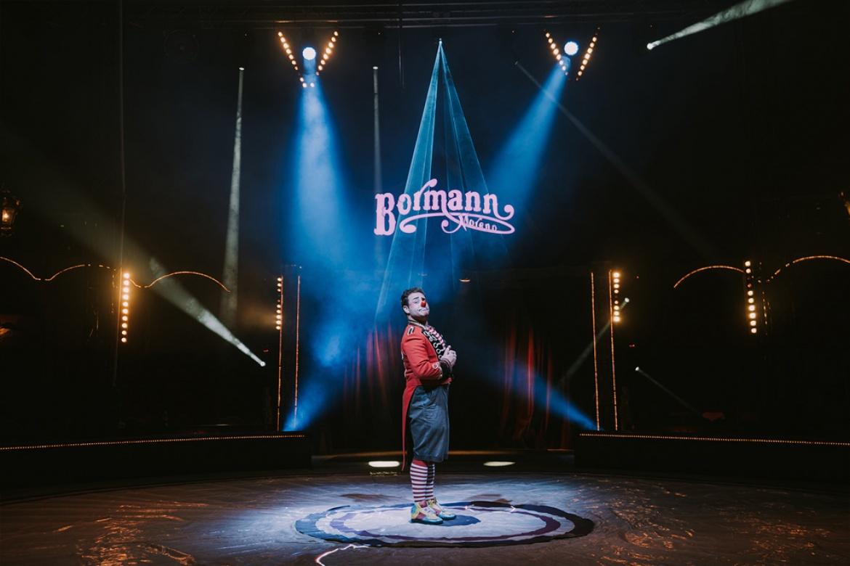 voyage dans le temps cirque bormann